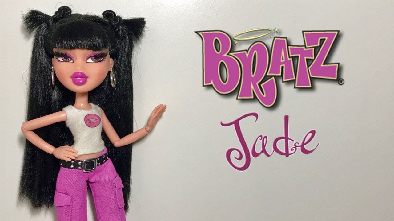 How to make an accurate Bratz Jade doll from the Tv-show ...