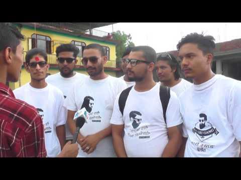 Daari Gang surkhet  || Social Work  || Daari Gang  song के म पनि त मान्छे होइन र ??