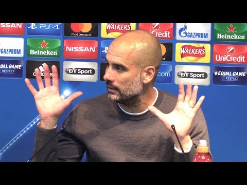 Manchester City 2-0 Shakhtar Donetsk - Pep Guardiola Full Post Match Press Conference
