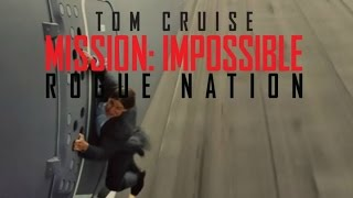 Ticket It Or Skip It: Mission Impossible Rogue Nation Trailer 2015-Tom Cruise