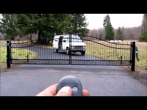 US Automatic Sentry 300 Gate Opener Review