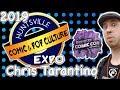 Chris Tarantino of River Region Comic Con | HCPCE 2019