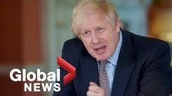 Coronavirus outbreak: British Prime Minister Boris Johnson announces next steps in U.K. lockdown