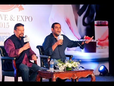 Q&A -The Reinvention of Indian Cuisine - Chef Gaggan Anand - Moderated by Vir  Sanghvi