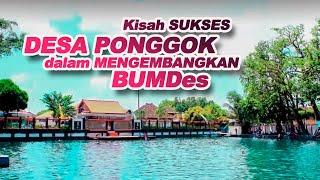 Download lagu Kisah SUKSES DESA PONGGOK dalam mengembangkan BUMDes