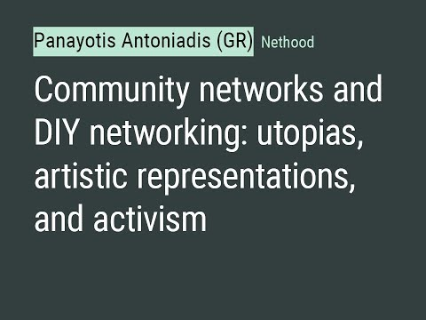 #SWAP: Panayotis Antoniadis (NetHood.org)