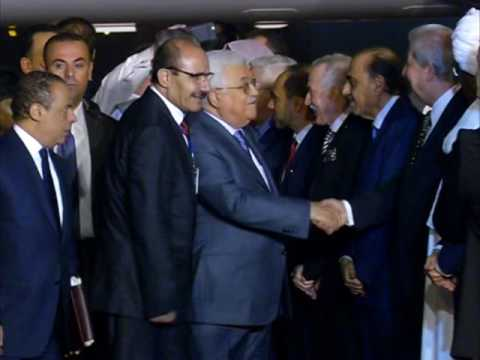 Palestinian President Abbas arrives in India to discuss bilateral, regional issues