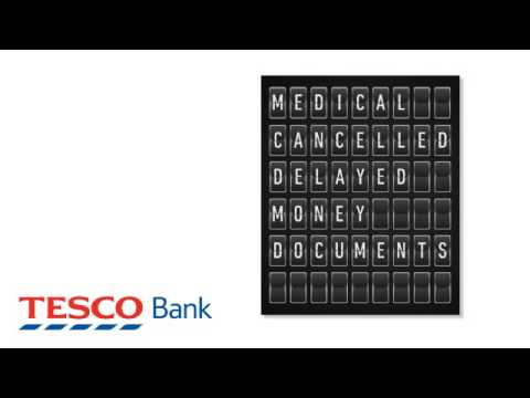 Tesco Bank Travel Insurance