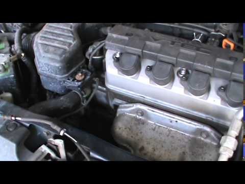 2007 Honda Civic Wiring Diagram Bmw Z3 Stereo 2003 Ex Oxygen Sensor Part 2 - Youtube