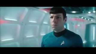 Star Trek Into Darkness (Spirk) - Clarity