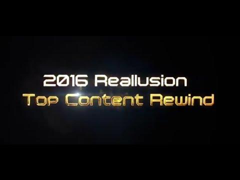 iClone 6 - Content Rewind 2016
