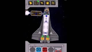 Space agency gameplay space shuttle
