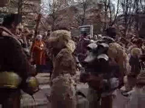 Download Кукери (Kukeri)Bulgarian ritual