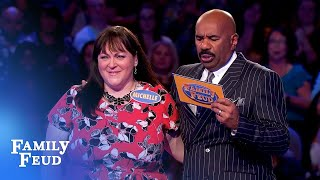 All the NUMBER ONE answers! | Family Feud