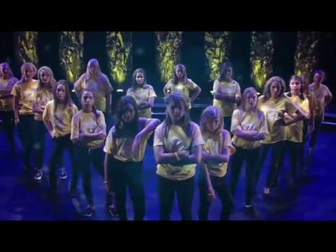 Fight Song–Rachel Platten | ReMix Vocal Academy 2016 B | Yellow Team