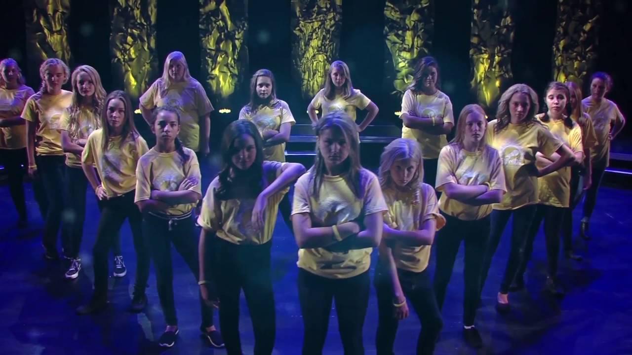 Download Fight Song–Rachel Platten   ReMix Vocal Academy 2016 B   Yellow Team