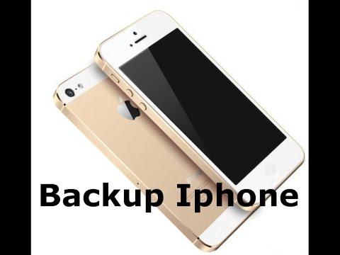 Backup Iphone Pelo Itunes No Computador