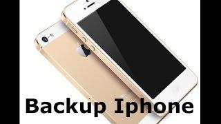 Backup iphone pelo itunes no computador - veja como fazer