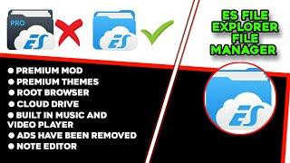 Unlock Es File Explorer - Mariagegironde