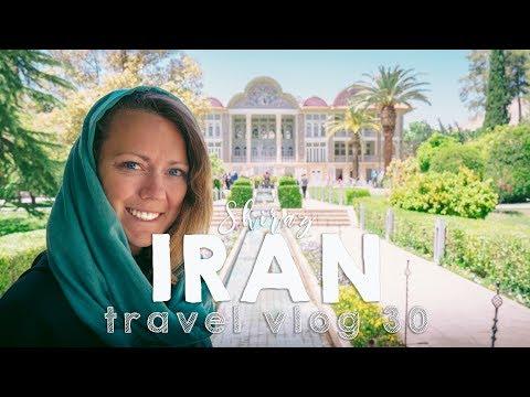 Making Iranian friends in Shiraz! | VANLIFE TRAVEL VLOG 30