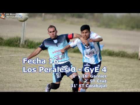 Liga Jujeña | Fecha 16: Los Perales 0-4 Gimnasia | 2018