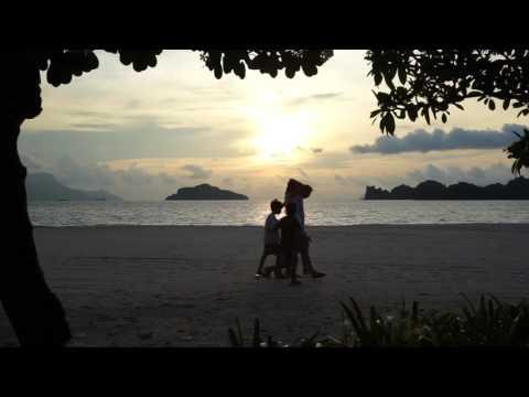 Langkawi Island Malaysia Sunset