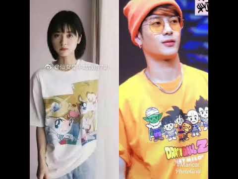 Are Jackson Wang And Shenyue Dating? Their Coincidences 💛💙 #Jacksonwang #Shenyue #Jackshen