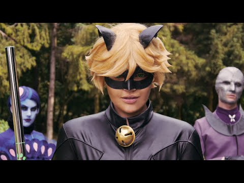 Miraculous Ladybug And Chat Noir - CMV - Ready As I'll Ever Be