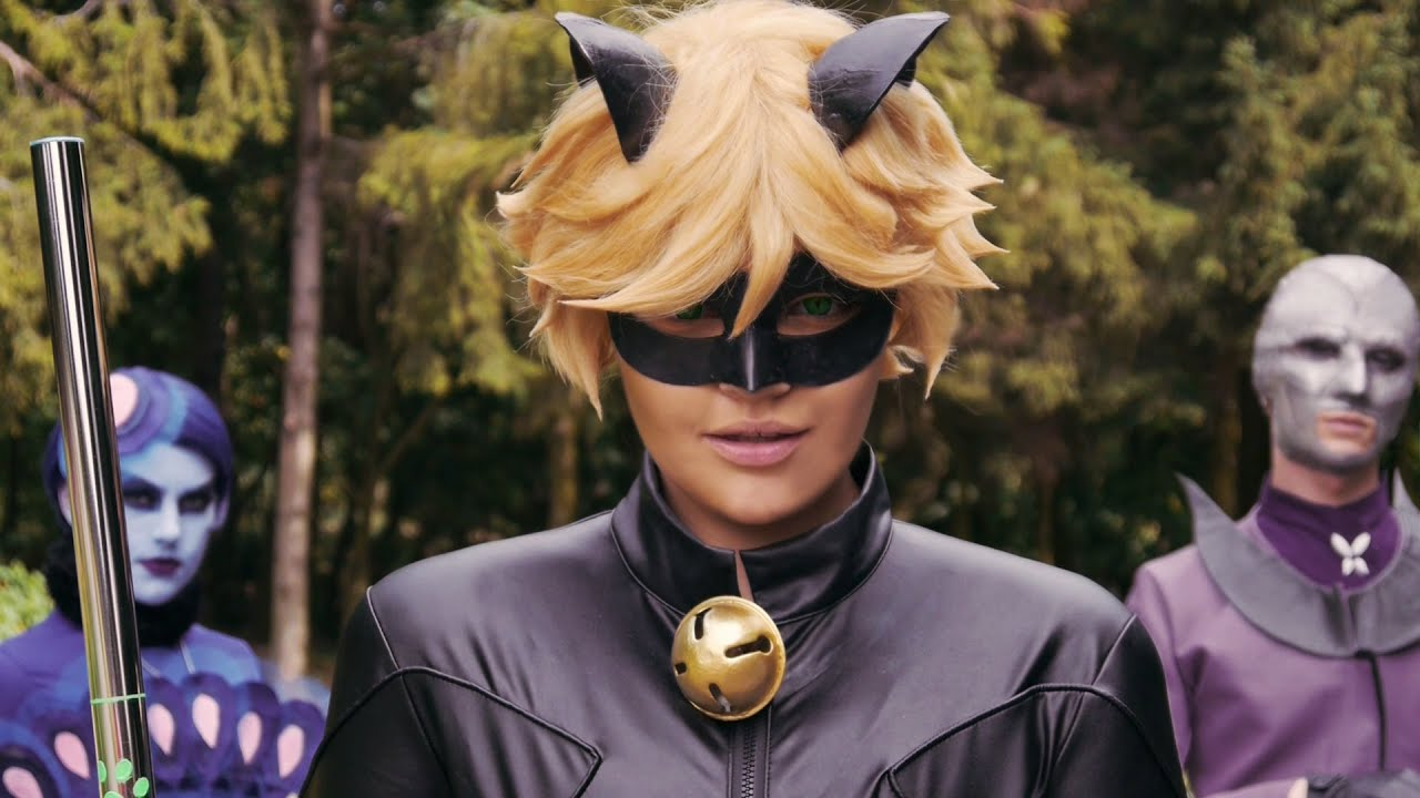 Download Miraculous Ladybug and Chat Noir - CMV - Ready As I'll Ever Be