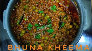 Bakra Eid Special   Instant bhuna keema recipe in hindi
