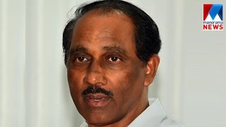 مؤامرة لخلق الخمور حادث في ولاية كيرالا يقول وزير K. بابو | أخبار مانوراما