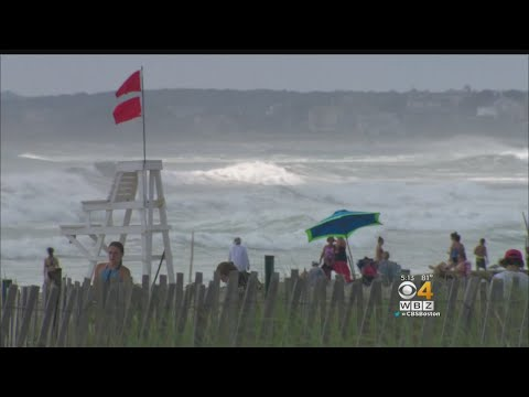 Massachusetts Beaches Closed To Swimming Due To Dangerous Currents