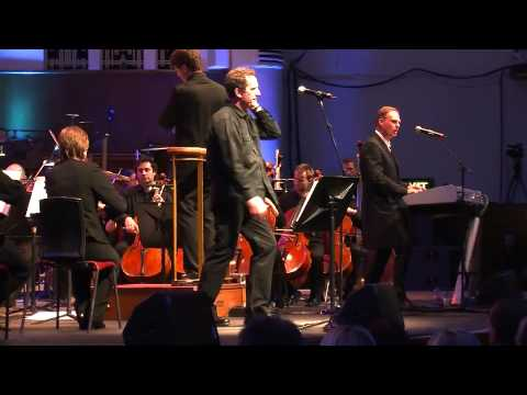 OMD Live at the Philhamonic, Liverpool - Joan Of Arc -