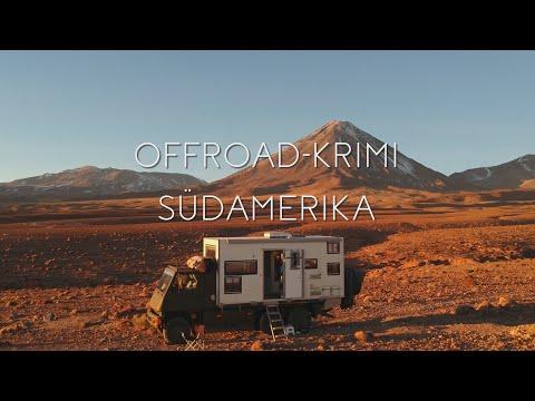 'Grenzenlos - Die Welt entdecken' Offroad-Krimi Südamerika