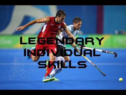 Legendary Individual skills | Field Hockey