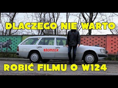 Złomnik: dlaczego nie warto kręcić filmu o Mercedesie W124?