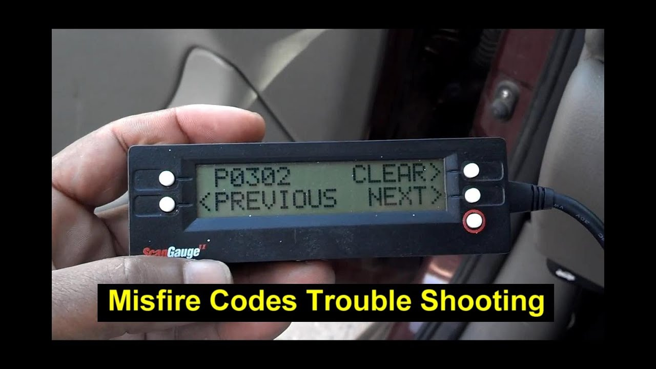 medium resolution of trouble shooting a misfire code p0300 p0301 p0302 p0303 p0304 p0305 p0306 p0307 p0308 youtube