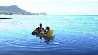シェラトン・ワイキキ 2つのプール【ハワイ最長のインフィニティプール】