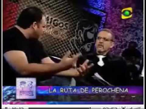Entrevista Miguel en Enemigos Intimos