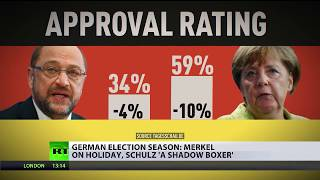 'Germans fear big challenges, they'll support Merkel at 2017 elections' – geopolitics expert