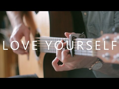 Love Yourself - Justin Bieber (fingerstyle guitar cover by Peter Gergely)