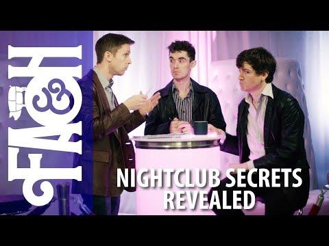 Nightclub Secrets Revealed - Foil Arms and Hog