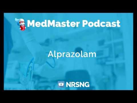 Xanax Med — Alprazolam