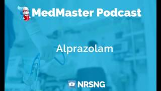 Alprazolam Nursing Considerations, Side Effects and Mechanism of Action Pharmacology for Nurses