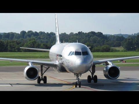 Plane Spotting @ Arnold Palmer Regional Airport (Latrobe, PA)