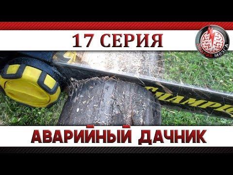 Аварийный дачник 17. Гараж и дрова