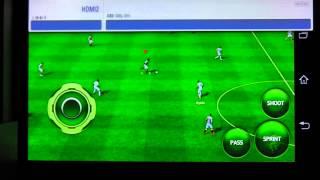 "FIFA 15 Android 1080p TV Plasma 42"" MHL/HDMI Sony Xperia SP"