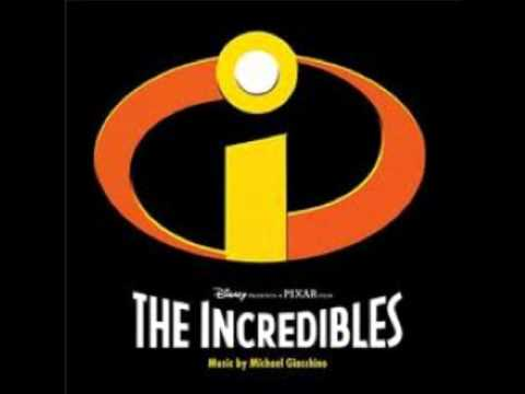 The Incredibles Soundtrack last part 19