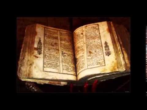 Creepypasta ~ The Book of Names