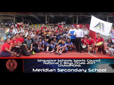 Singapore Schools Sports Council National C Boys Finals 2017